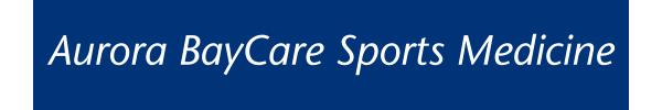 AuroraBayCareSportsMedicine/
